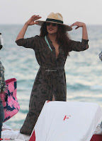 Priyanka Chopra on the beach Day 3 with friends in Miami Exclusive Pics  023.jpg