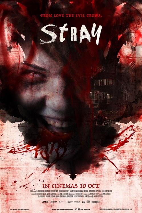Review Filem Stray