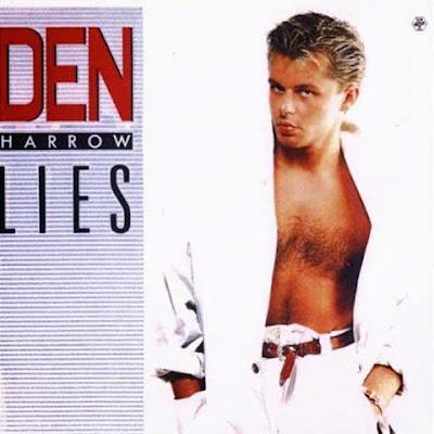 La copertina di ''Lies'', il terzo album di Den Harrow