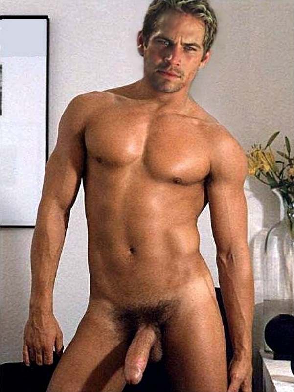 paul walker naked