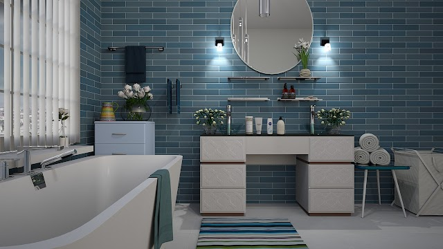 Top 4 Bathroom Interior Design Ideas and Home Decor | Tips and Trends
