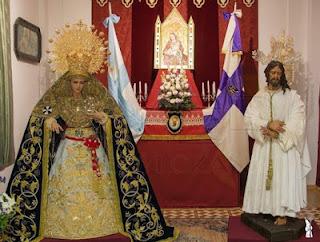 La Asociación Consuelo y Esperanza de Sevilla Este dice que podrán asistir a la bendición los que residan en Sevilla