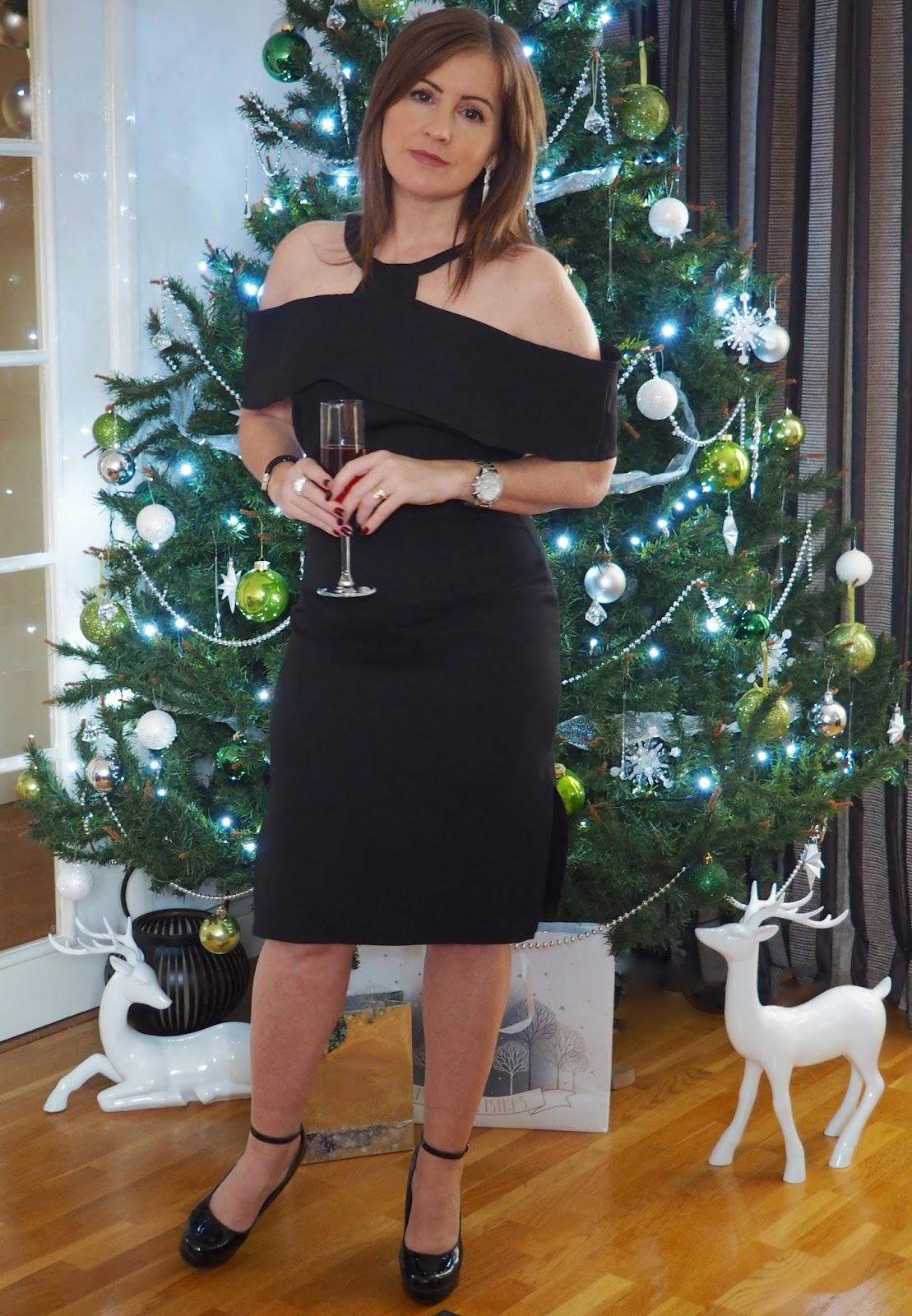 Luxêmme Cecile bardot cut out dress review fashion