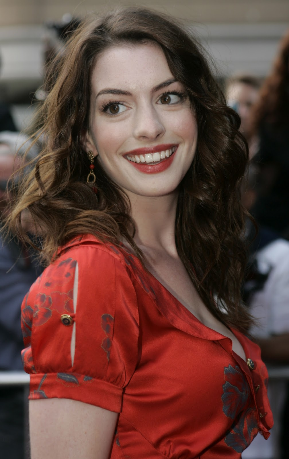 Anne Hathaway Special Pictures 13  Film Actresses-2685