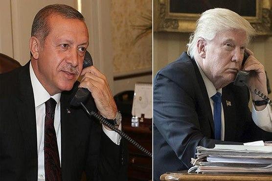 Κάτι «σιγοψήνεται» στο παρασκήνιο μεταξύ ΗΠΑ και Τουρκίας…