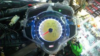 Cara Memasang Sensor Suhu Pada Jupiter MX