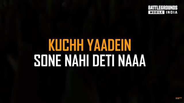 Kuchh Yaadein Sone Nahi Deti Naaa