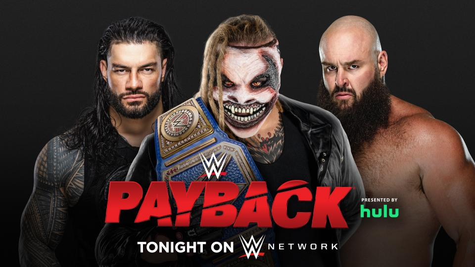 Cobertura: WWE Payback 2020 – Império Romano!