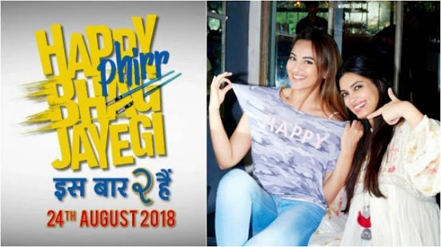 Happy Phirr Bhag Jayegi Full Movie Download