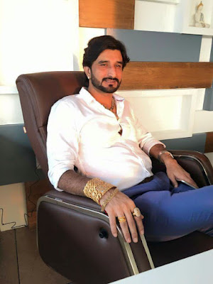 Gaman Santhal new stylish images