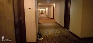 Pengalaman menginap di hotel Grand Mercure medan