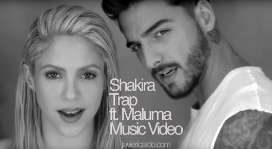 SHAKIRA - TRAP Feat. MALUMA (OFFICIAL VIDEO)