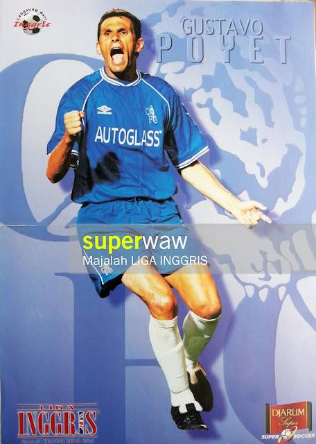 Gustavo Poyet Chelsea