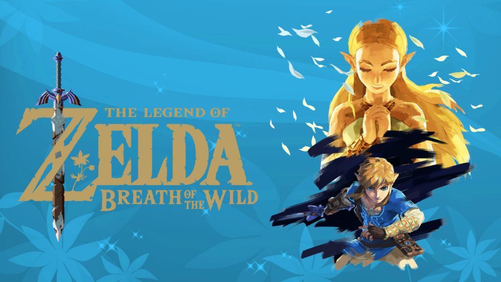 """Zelda Wallpaper Breath Of The Wild: Cape And Cowl: Wonderful """"Making Of Breath Of The Wild"""