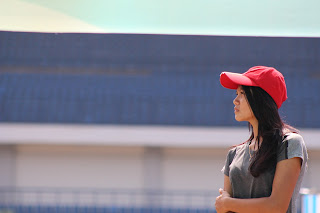 Nanda Mei Sholihah (sumber: blog pribadi Nanda http://nandameish.blogspot.com/)