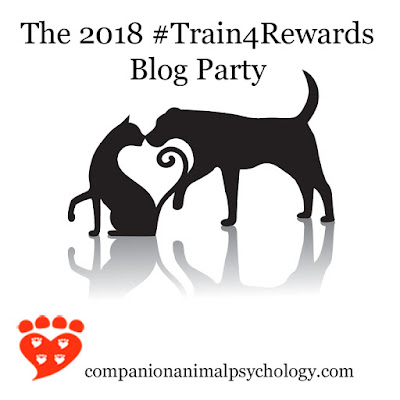The 2018 Train for Rewards blog party #Train4Rewards