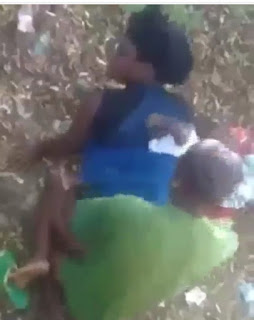 Video: A Nursing Mother Backing Her Baby Did This...... 4