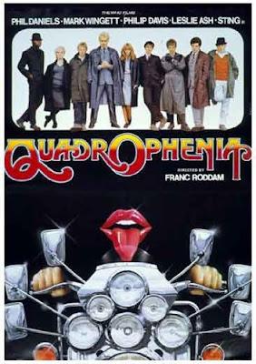 Póster película Quadrophenia