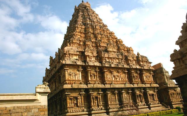 chola temples, tamilnadu