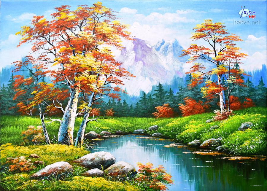 Khóa-học-vẽ-tranh-phong-cảnh