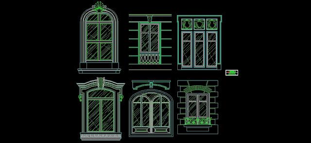 Plan Autocad d'une Mosquée dwg - biblioarchitecture