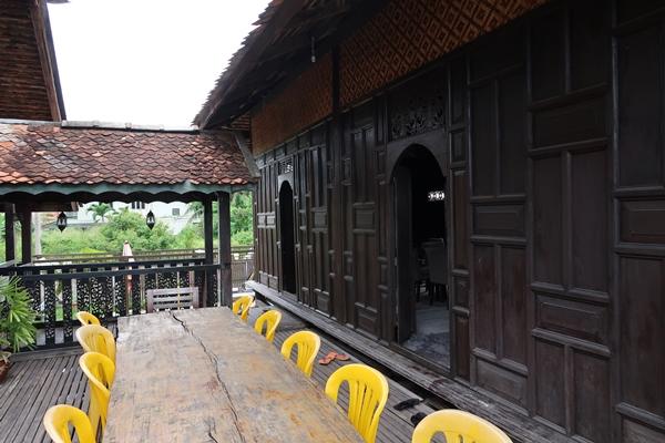 D'Istana Baloh Jembal Kota Bharu Kelantan