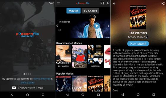 8 Aplikasi Nonton Film Bioskop Terbaru Gratis