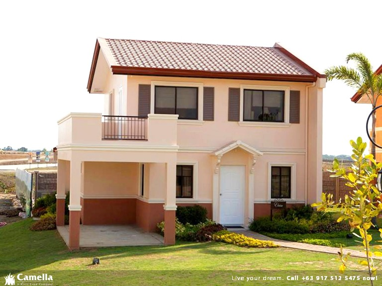 Elaisa - Camella Carson | House and Lot for Sale Daang Hari Bacoor Cavite