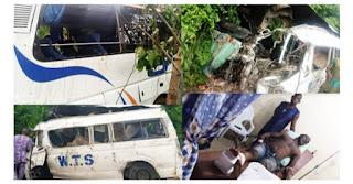 Seven Killed In Ekiti Car Crash