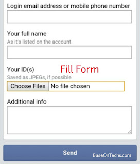 Fill form