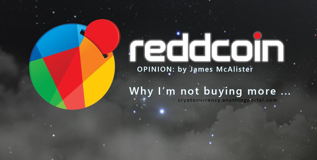 cryptocurrency market reddcoin
