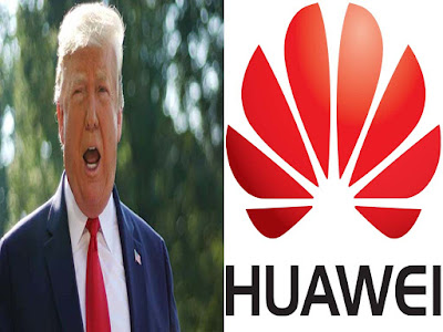 Huawei is a threat to America's national security.