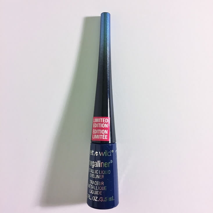 wet n wild megaliner Metallic Liquid Eyeliner Sea Dreams