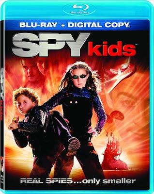 Spy Kids 2001 480p 250MB Blu-Ray Hindi Dubbed Dual Audio [Hindi – English] MKV