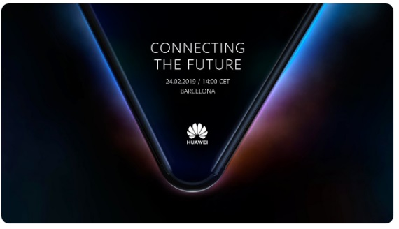 Huawei's Foldable Phone To Be Released This Month