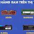Máy tính cần bao nhiêu Ram là đủ?