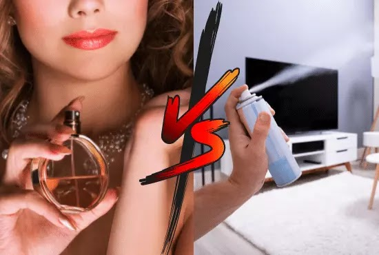 Difference Between Air Fresheners and Perfumes