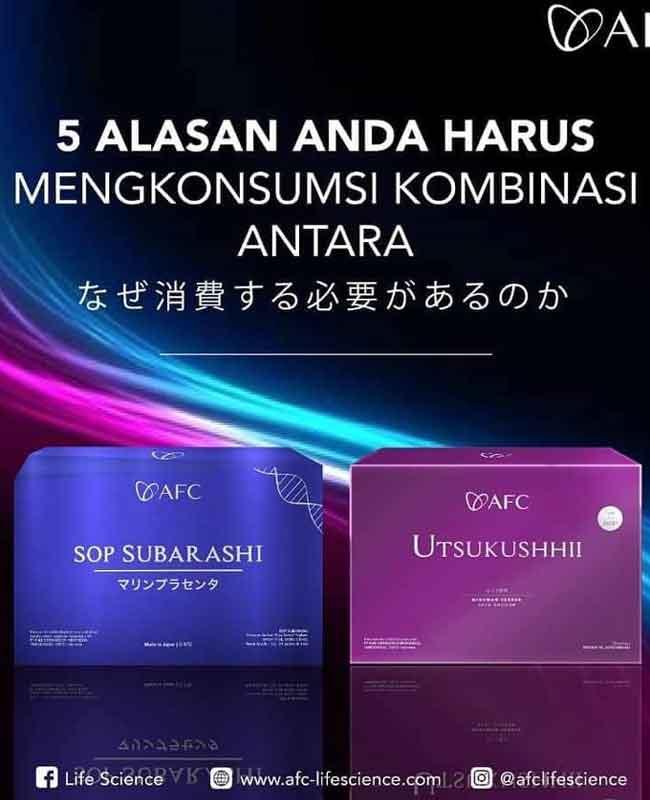 Jual AFC SOP Subarashi Japan - Obat Herbal Diabetes, Info di Kepulauan Talaud. SOP 100+ Fda.