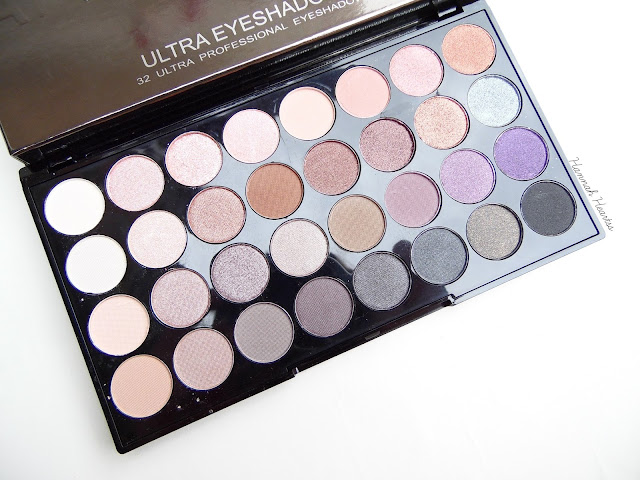 Makeup Revolution Affirmation Eyeshadow Palette