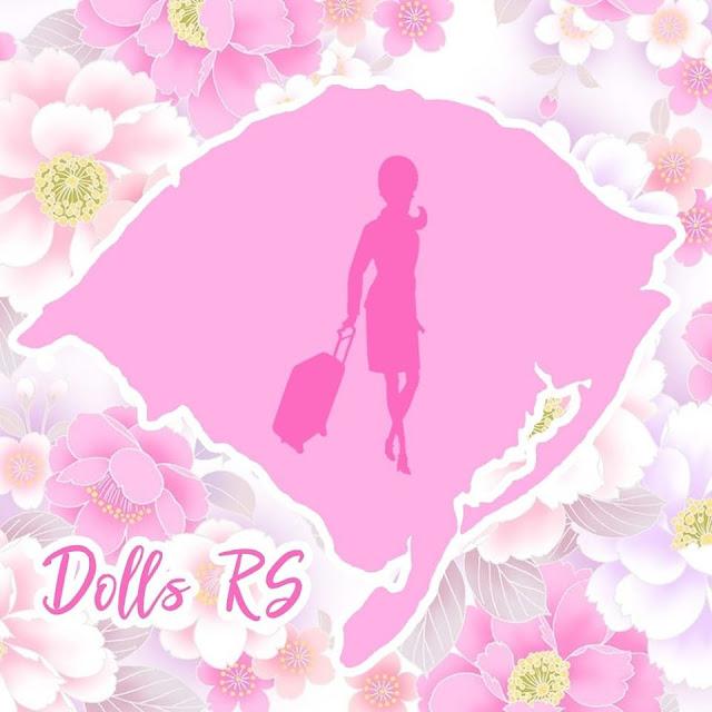ilustração da Enfermeira para o Dolls RS e a Boneca Viajante