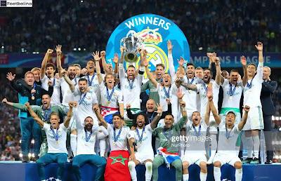عدد ألقاب ريال مدريد في دوري أبطال أوروبا