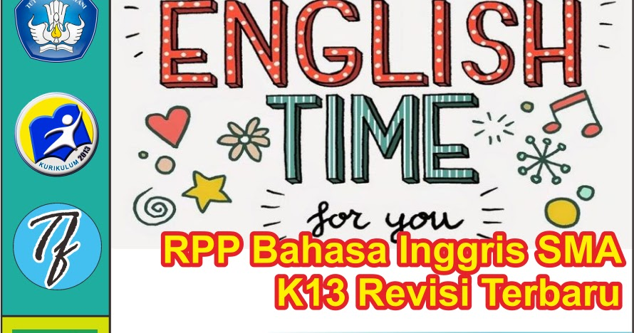 Download RPP Bahasa Inggris Kelas 10 SMA K13 Update 2019 ...