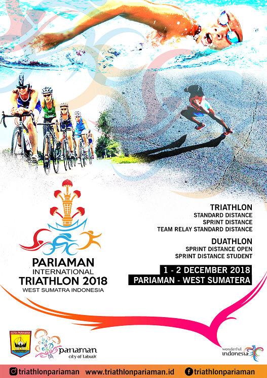 Pariaman International Triathlon • 2018