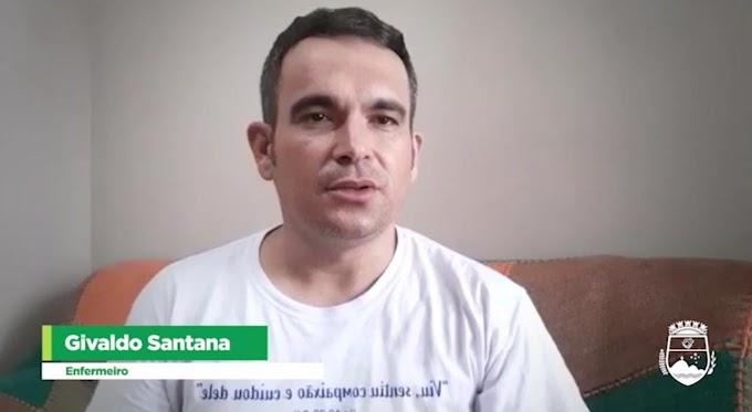 Paciente conta como venceu o coronavírus no Hospital Regional de Jacobina; assista