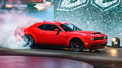 Dodge Challenger 2020, prix et date de sortie
