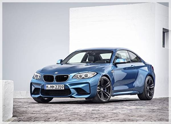 2019 BMW 2 Series M2 Gran Coupe Release Date