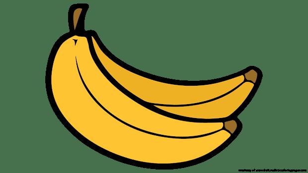 amazing banana clipart
