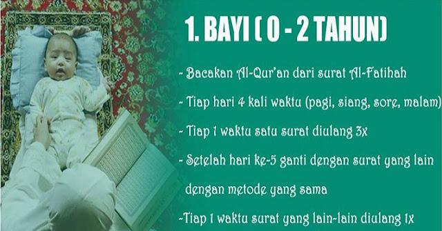 Para Ibu, Begini Cara Cepat Mengajari Balita Hafal Al Qur'an