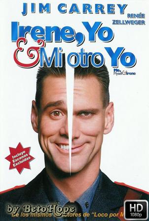 Irene, Yo y Mi Otro Yo [2000] [Latino-Ingles] HD 1080P [Google Drive] GloboTV