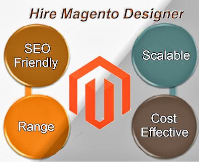 Hire Magento Designer
